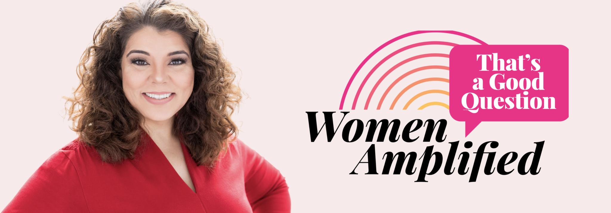 Women Amplified with Celeste Headlee