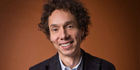 Malcolm Gladwell for Time Magazine by Bill Wadman, October 2008