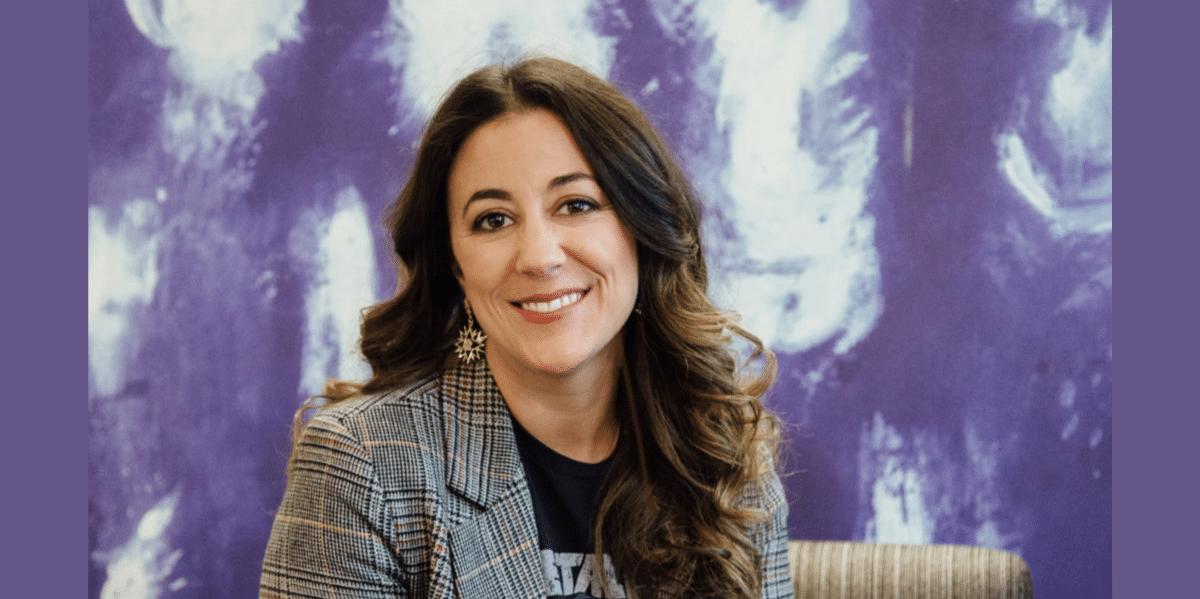 Cate Luzio on Women Amplified